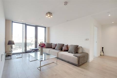 1 bedroom flat to rent - Stratosphere Tower, 55 Great Eastern Road, London, E15