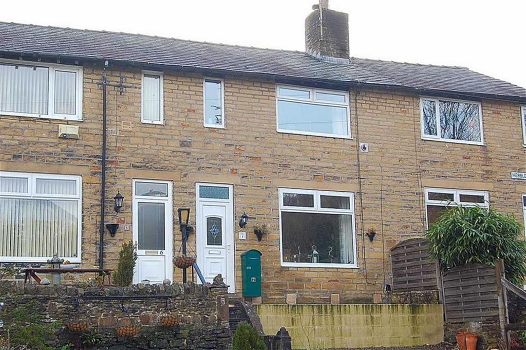 2 Bedrooms Terraced House for sale in Hebble Gardens, Wheatley, Halifax, HX2