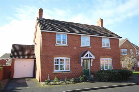 4 bedroom detached house for sale - Wheal Road, Saxon Park, Tewkesbury, Gloucestershire