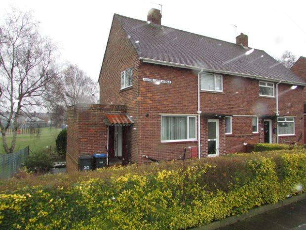 3 Bedrooms Semi Detached House for sale in ARBOURCOURT AVENUE, ESH WINNING, DURHAM CITY : VILLAGES WEST OF