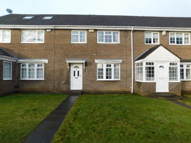 3 Bedrooms Terraced House for sale in ALSTON WALK, SHERBURN VILLAGE, DURHAM CITY : VILLAGES EAST OF