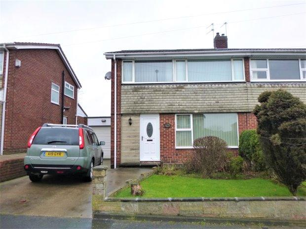 3 Bedrooms Semi Detached House for sale in SEVENOAKS DRIVE, HASTINGS HILL, SUNDERLAND SOUTH