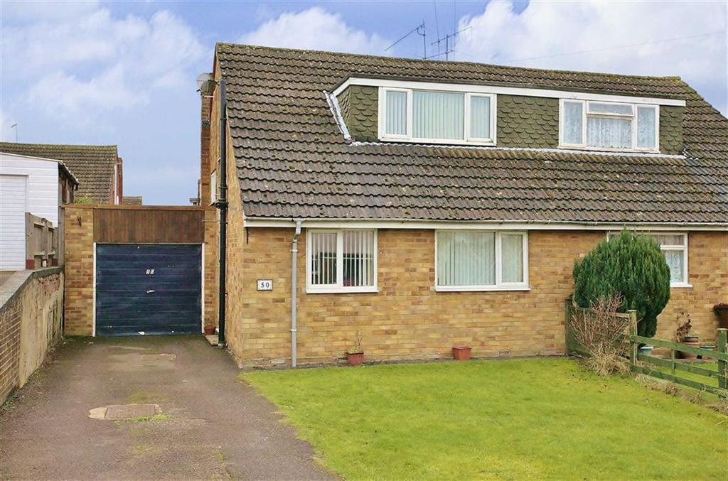 3 Bedrooms Semi Detached Bungalow for sale in Molyneux Drive, Bodicote