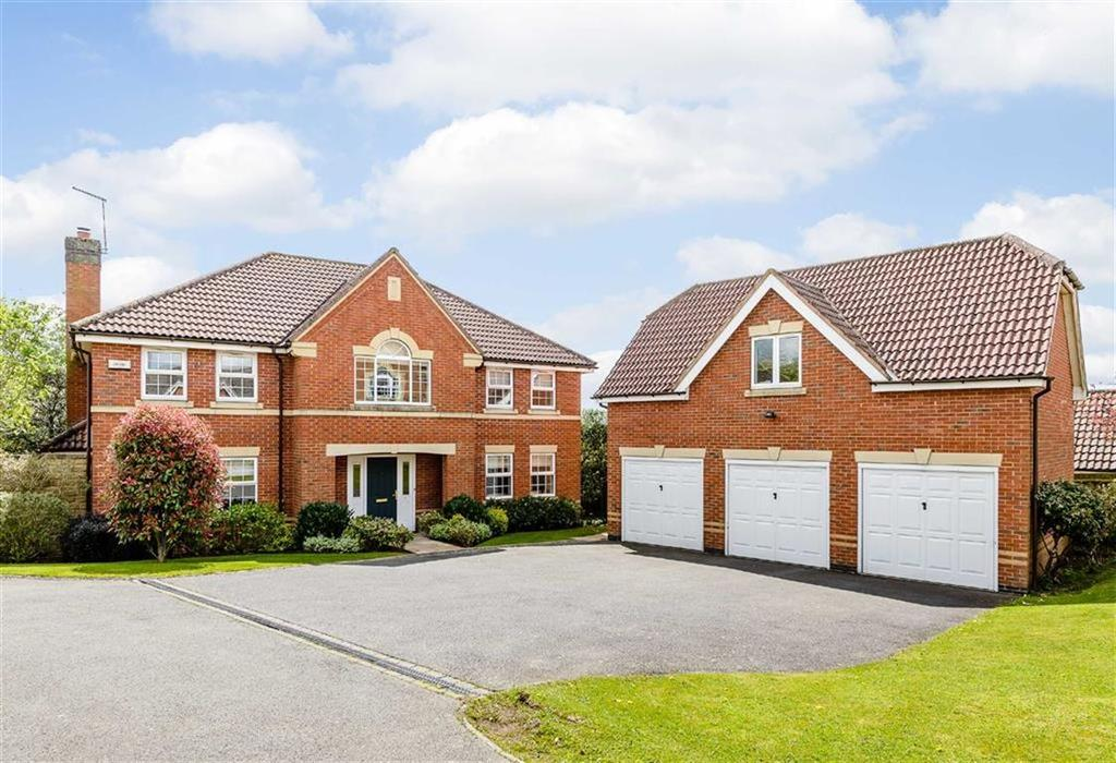 5 Bedrooms Detached House for sale in Spinney Meadow, Billesdon