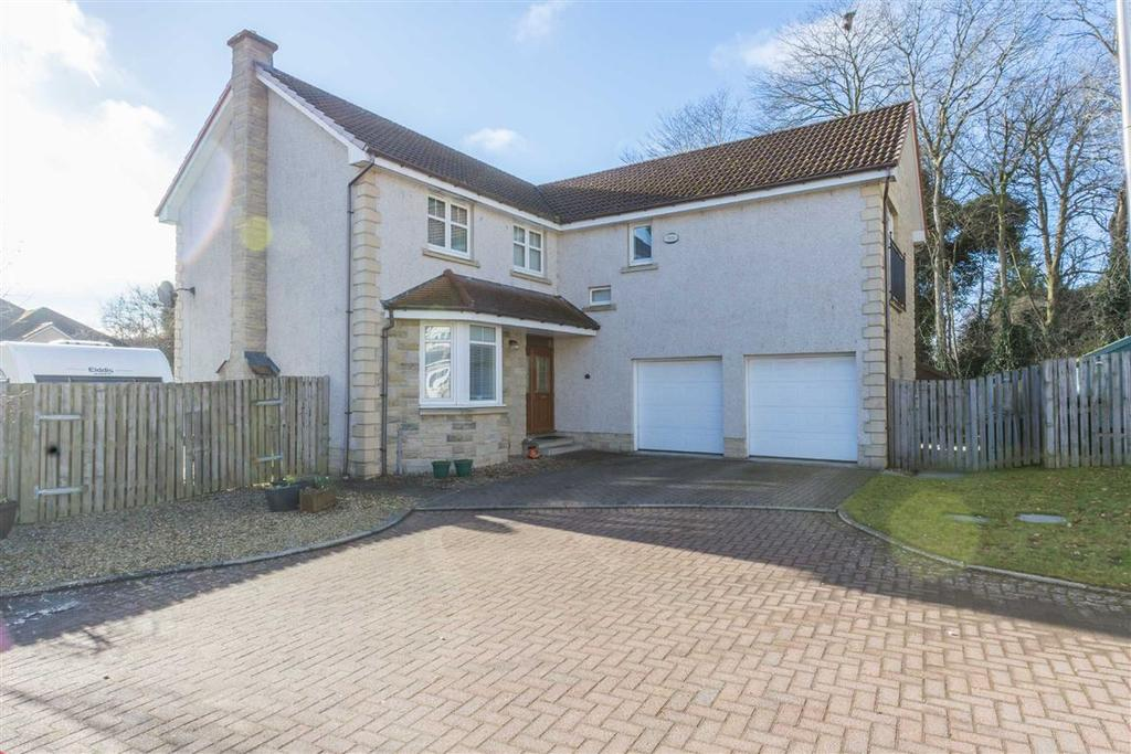 5 Bedrooms Detached House for sale in Ross Avenue, Perth, Perthshire