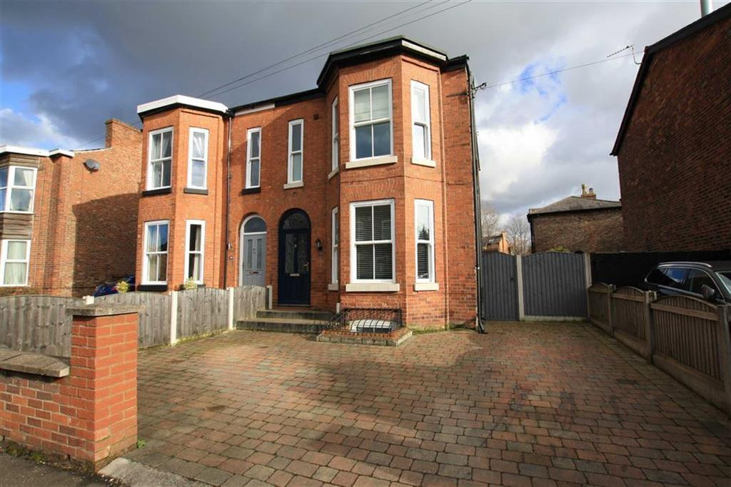 3 Bedrooms Semi Detached House for sale in Mersey Road, Sale