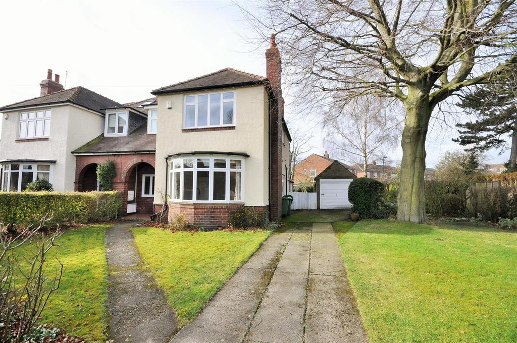 4 Bedrooms Semi Detached House for sale in Hobgate, York, YO24 $HH