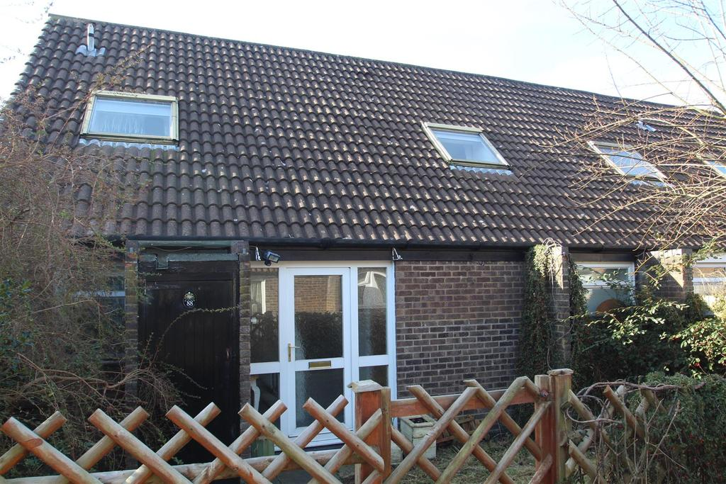 4 Bedrooms End Of Terrace House for sale in Arncliffe Drive, Heelands, Milton Keynes