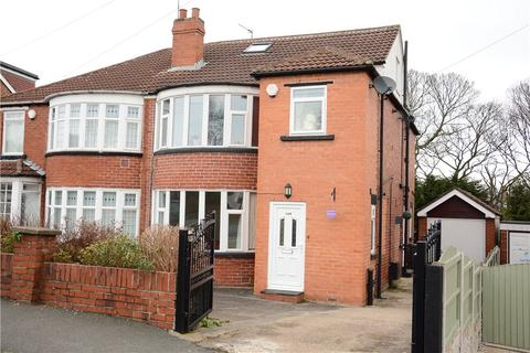 4 bedroom semi-detached house for sale - West Park Drive West, Roundhay, Leeds