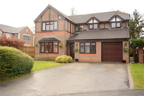 4 bedroom detached house for sale - Wike Ridge Avenue, Alwoodley, Leeds, West Yorkshire