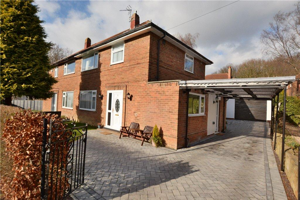 3 Bedrooms Semi Detached House for sale in Tynwald Mount, Moortown