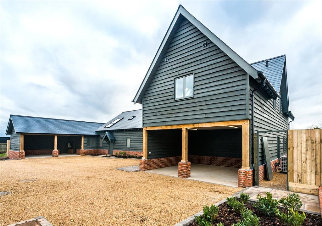 4 Bedrooms Unique Property for sale in Swan Court, Middle Watch, Swavesey, Cambridge, CB24