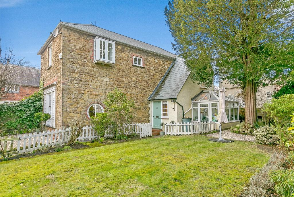 3 Bedrooms Detached House for sale in High Street, Brasted, Westerham, Kent
