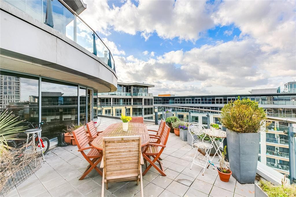 3 Bedrooms Flat for sale in Chelsea Vista, The Boulevard, Imperial Wharf, Fulham