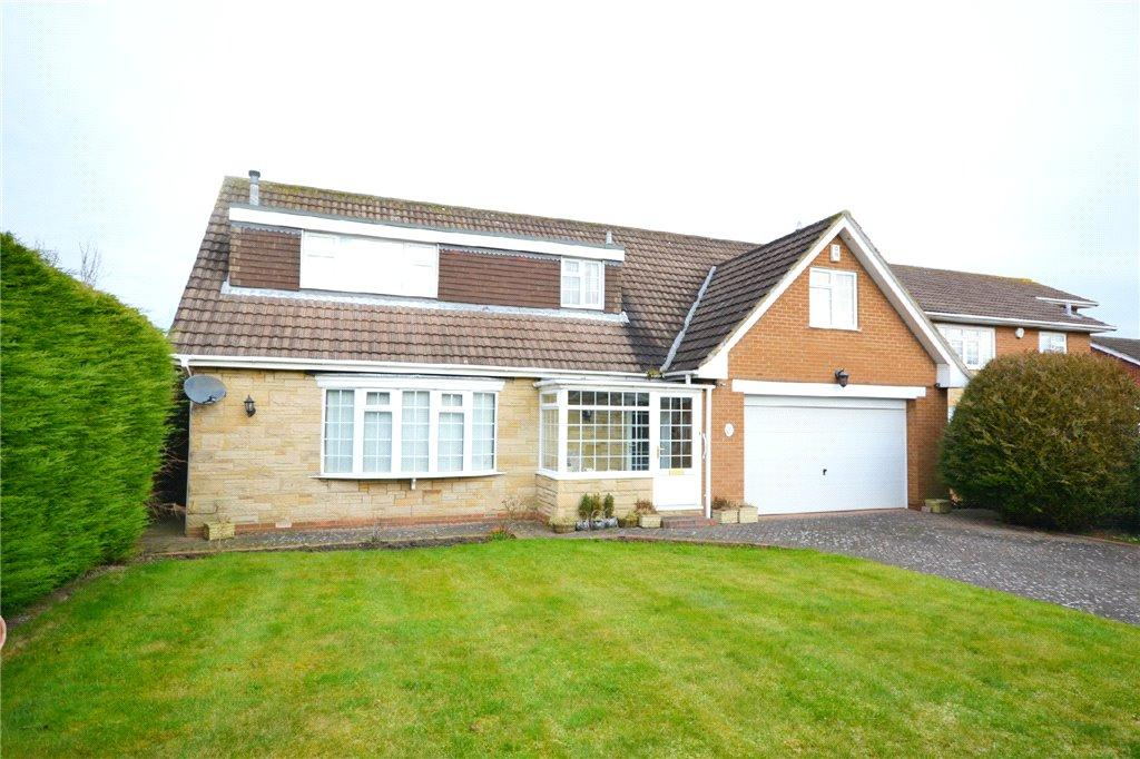 3 Bedrooms Detached Bungalow for sale in Rosehill, Great Ayton, Middlesbrough