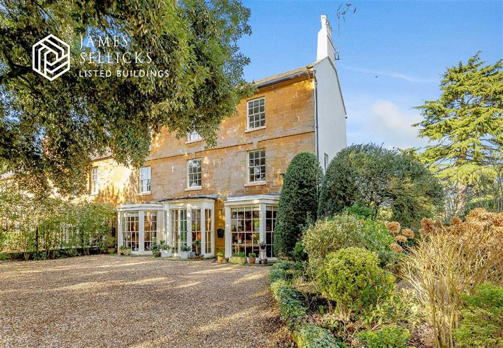 6 Bedrooms Unique Property for sale in The Green, Hardingstone, Northamptonshire