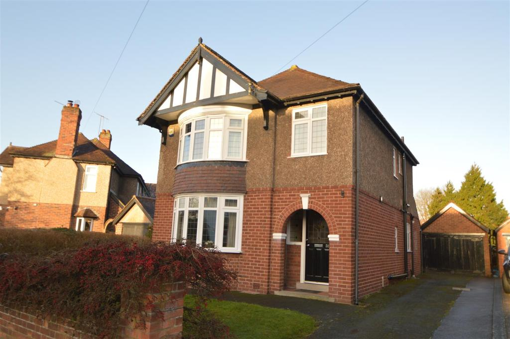 3 Bedrooms Detached House for sale in 50 Woodfield Avenue, Copthorne, Shrewsbury SY3 8HT