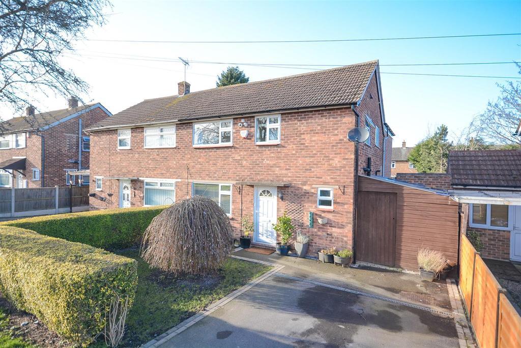 4 Bedrooms Semi Detached House for sale in Woodview, Edwalton, Nottingham