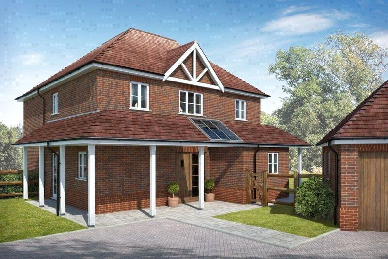 5 Bedrooms Detached House for sale in Pound Lane, Burghclere, Newbury, Hampshire, RG20