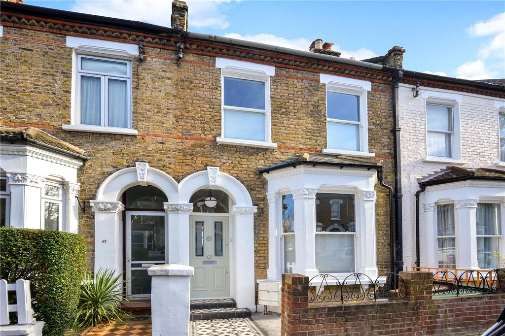 3 Bedrooms Terraced House for sale in Ivanhoe Road, Camberwell, London, SE5
