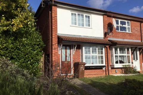 2 bedroom terraced house to rent - Shedfield Way, East Hunsbury, Northampton