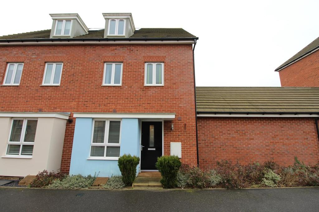 4 Bedrooms Town House for sale in Haygreen Road, Witham, Essex, CM8