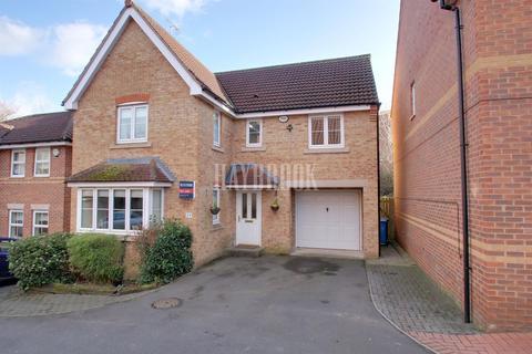 4 bedroom detached house for sale - James Walton Drive, Halfway