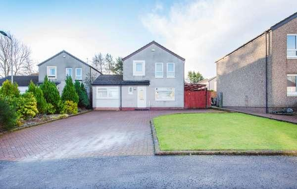 4 Bedrooms Detached House for sale in 8 Pitmedden Road, Bishopbriggs, Glasgow, G64 1AB