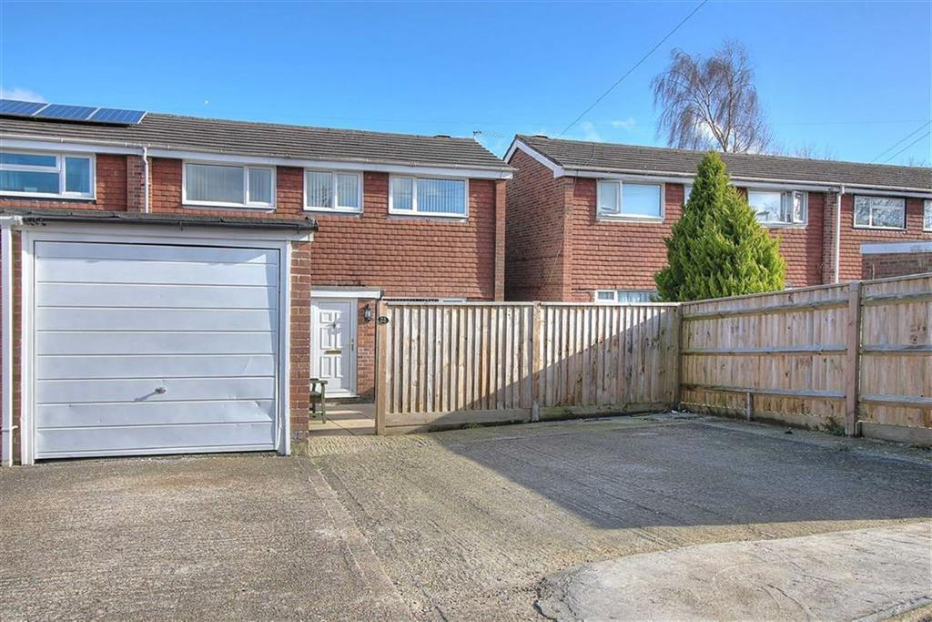 4 Bedrooms End Of Terrace House for sale in Osborne Drive, Chandlers Ford, Hampshire