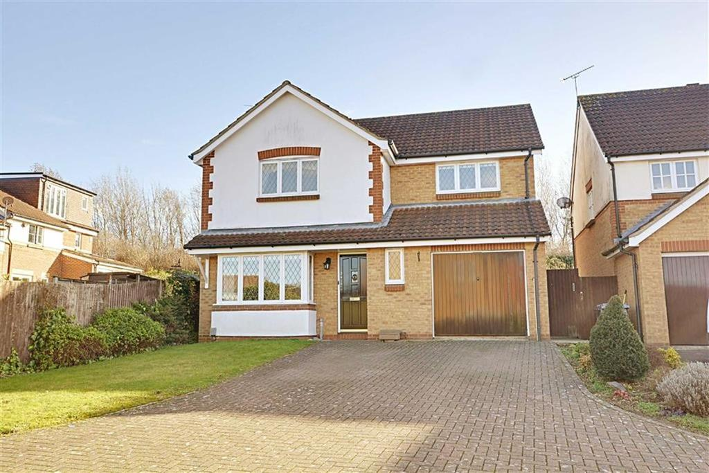 4 Bedrooms Detached House for sale in The Squirrels, Hertford, Herts, SG13