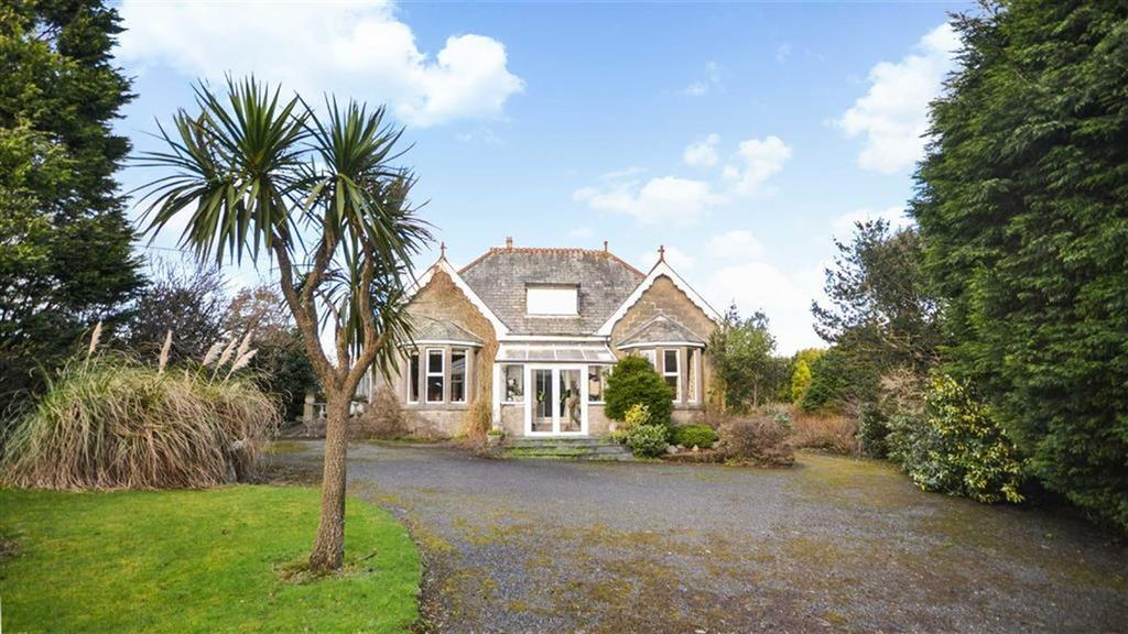 5 Bedrooms Detached House for sale in Victoria Road, Roche, St Austell, Cornwall, PL26