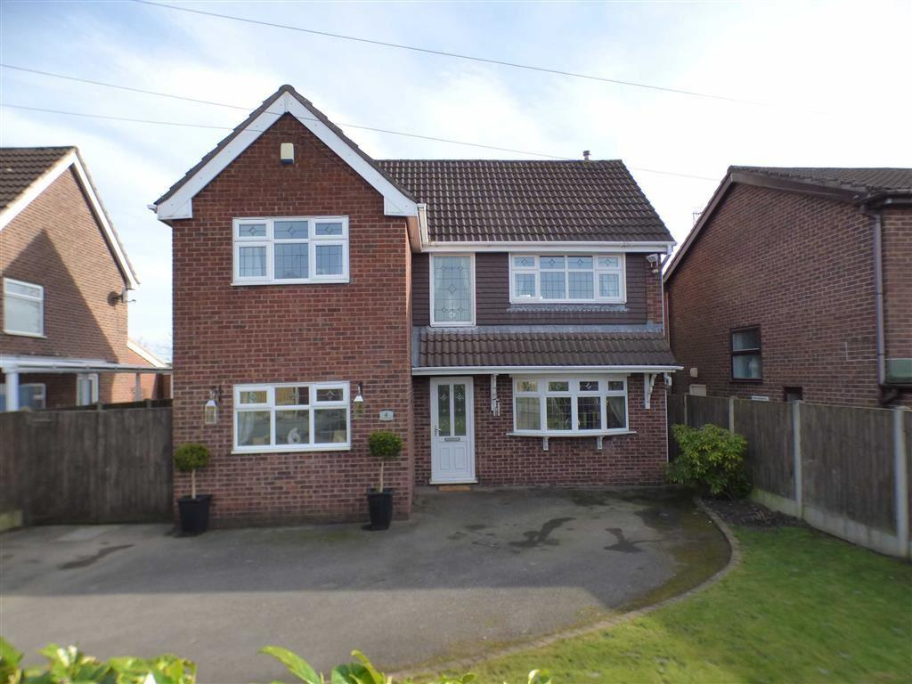 3 Bedrooms Detached House for sale in 4, Spode Close, Cheadle