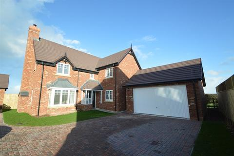4 bedroom detached house for sale - 9 All Saints Way, Prescott, Baschurch SY4 2FE