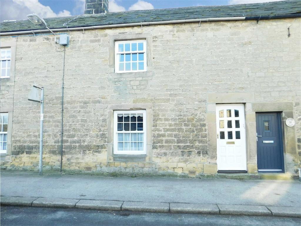 3 Bedrooms Terraced House for sale in Silver Street, Masham
