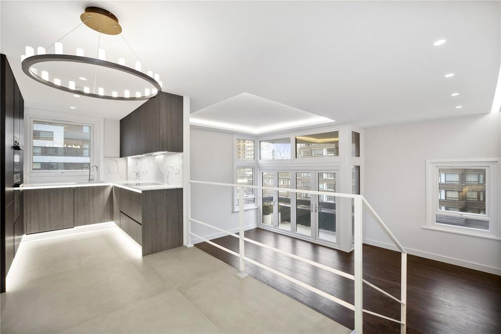 3 Bedrooms Apartment Flat for sale in The Water Gardens, London, W2