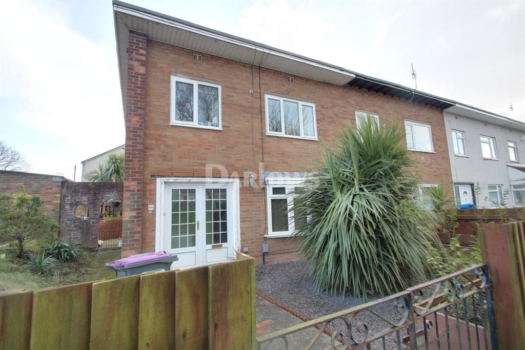 3 Bedrooms End Of Terrace House for sale in Bryncelyn Road, Cwmbran