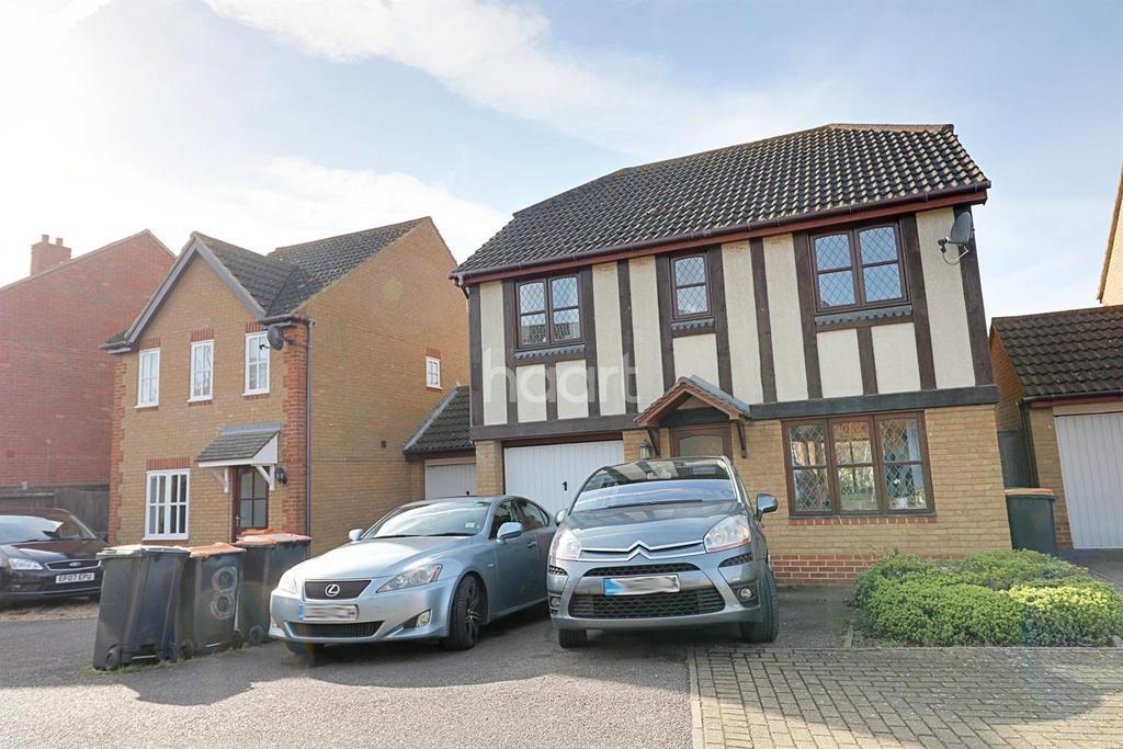 4 Bedrooms Detached House for sale in Great Denham Village