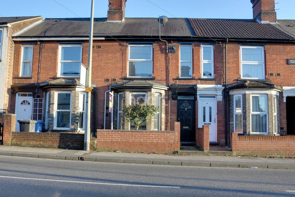 3 Bedrooms Terraced House for sale in Chevallier Street, Ipswich