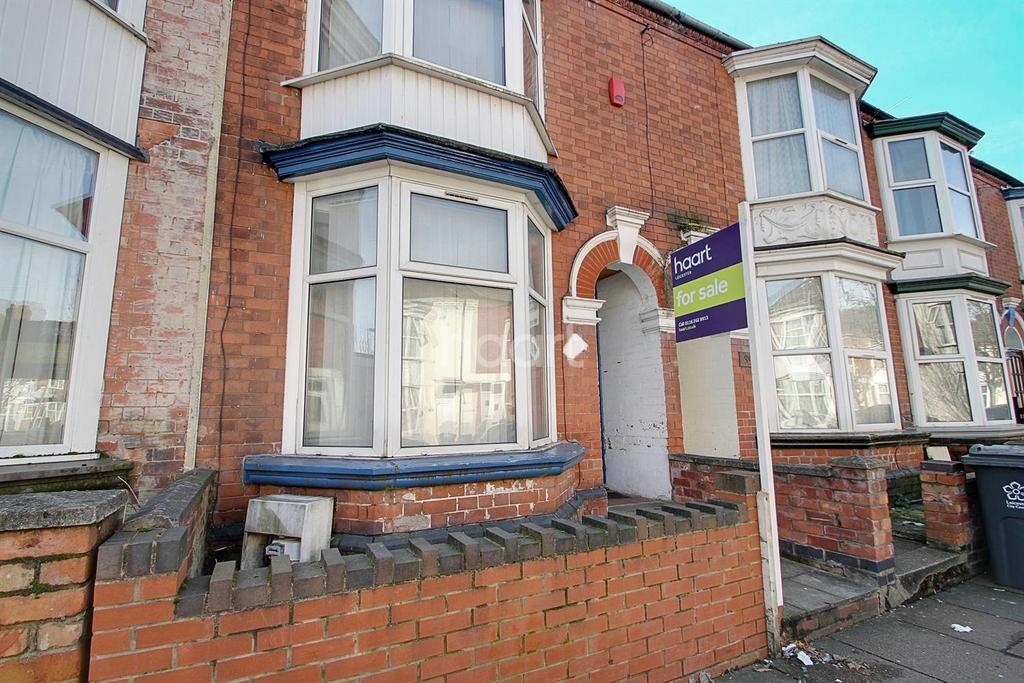 5 Bedrooms Terraced House for sale in Paton Street, Leicester