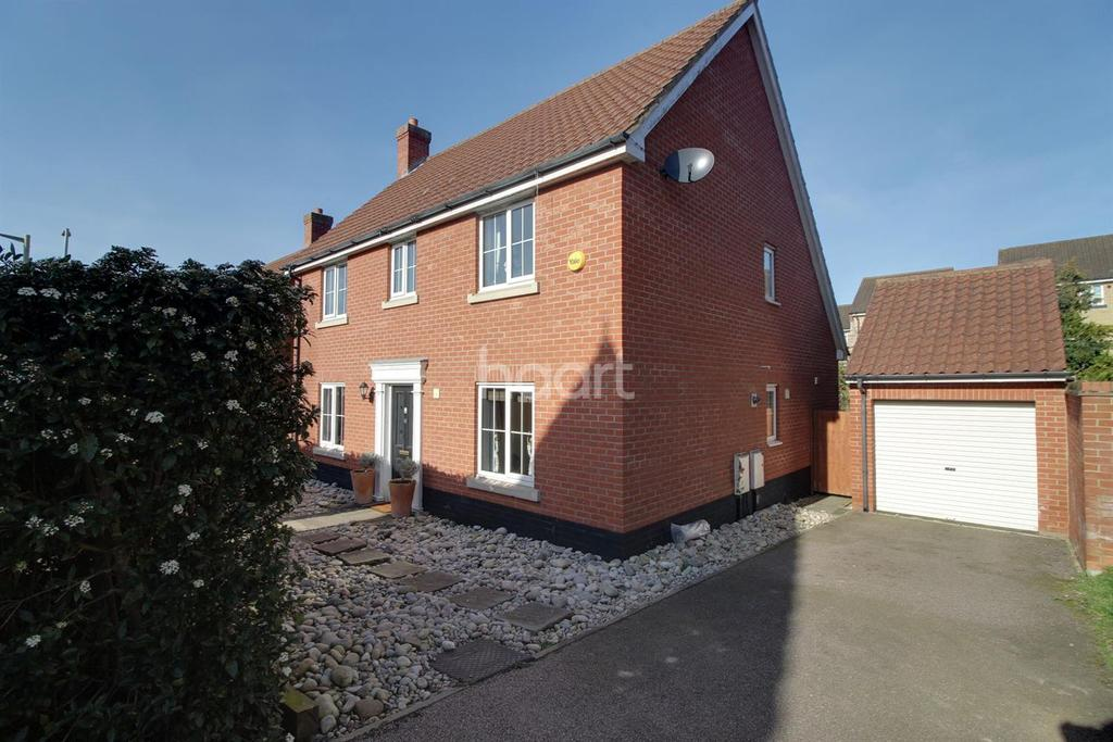 4 Bedrooms Detached House for sale in The Swale, NR5