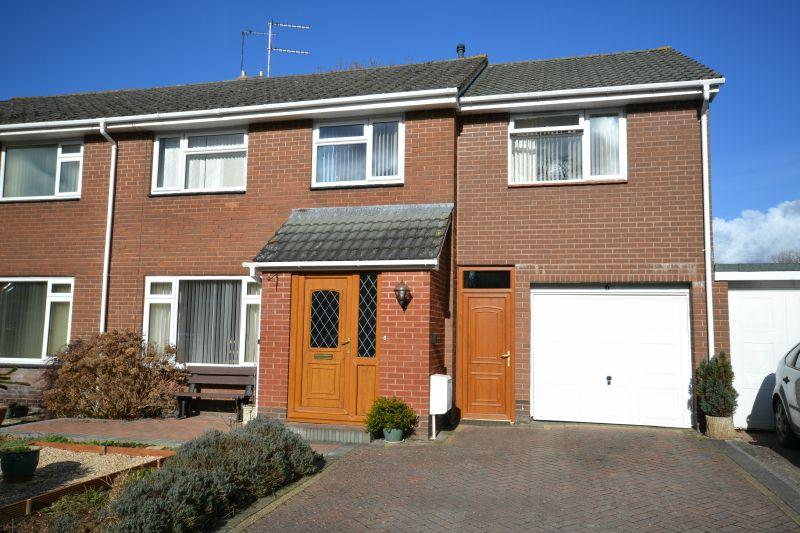 4 Bedrooms Semi Detached House for sale in COLERIDGE ROAD, OTTERY ST MARY