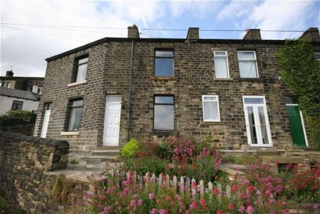1 Bedroom Terraced House for sale in Stanley Place, Golcar, Huddersfield, HD7