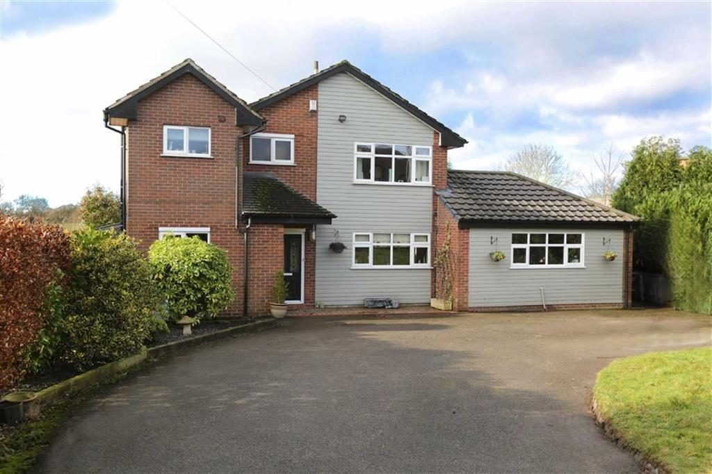 4 Bedrooms Detached House for sale in London Road, Woore Crewe, Cheshire