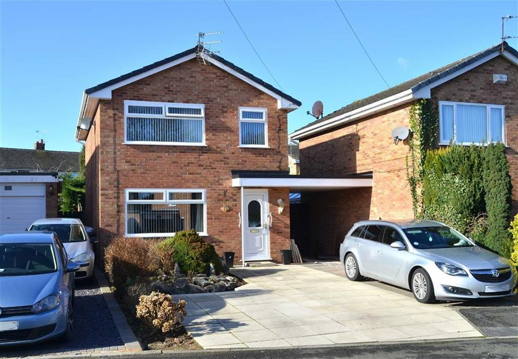 3 Bedrooms Detached House for sale in Eastway, Little Sutton, CH66