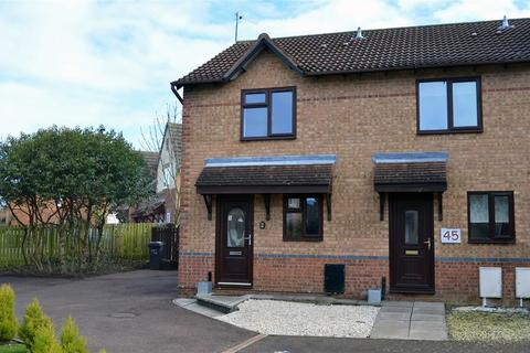 2 bedroom semi-detached house to rent - Marseilles Close, Northampton