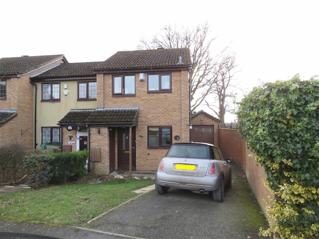 2 Bedrooms Semi Detached House for sale in Laburnum Drive, Ellesmere, SY12