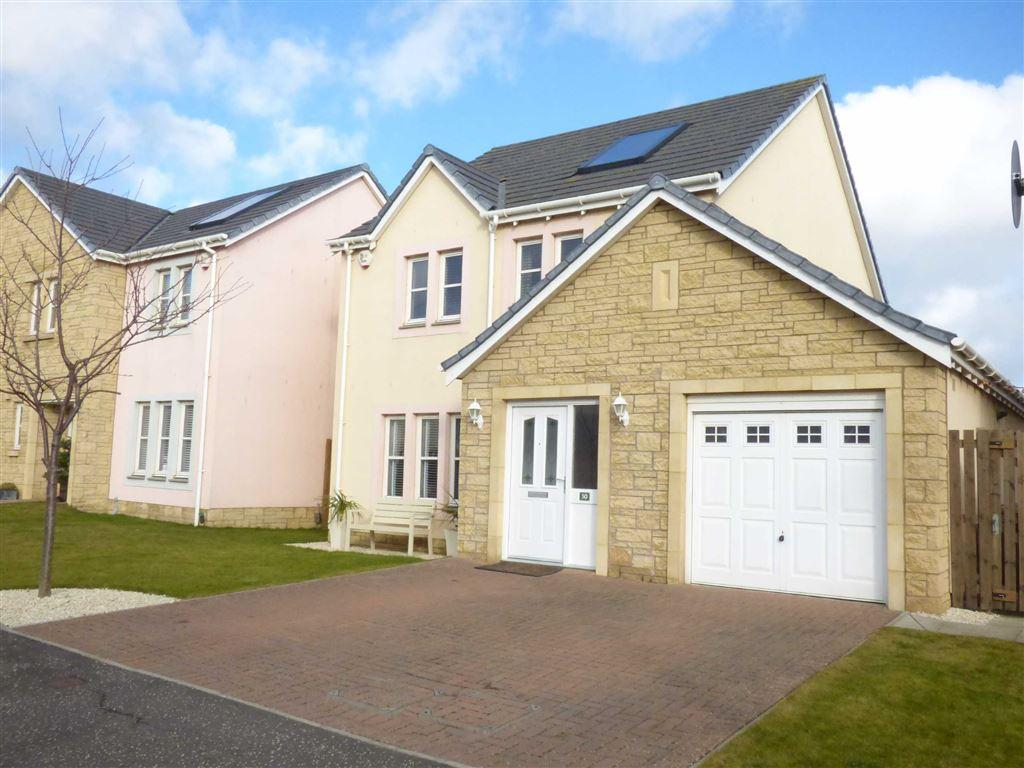4 Bedrooms Detached House for sale in Fairhaven Crescent, Cellardyke, Fife
