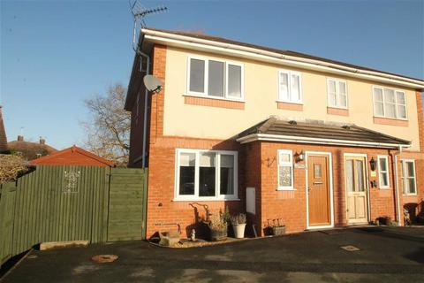 3 bedroom semi-detached house for sale - Station Road, Weston Rhyn