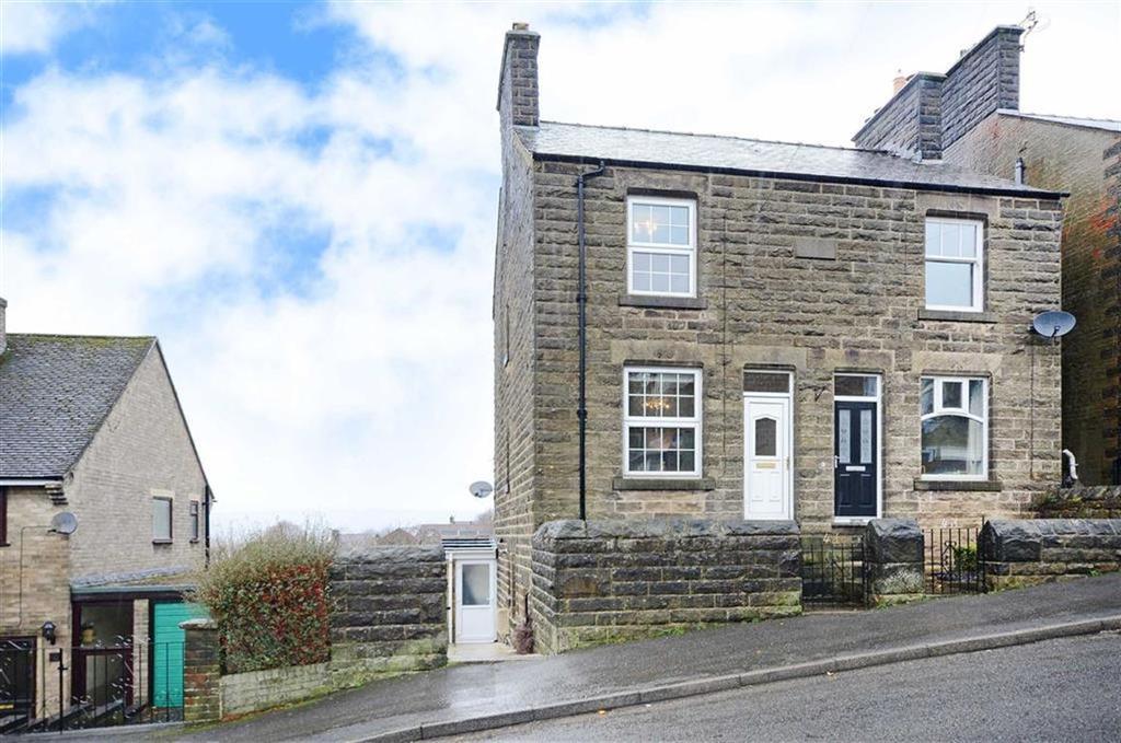3 Bedrooms Semi Detached House for sale in 41, Drabbles Road, Matlock, Derbyshire, DE4