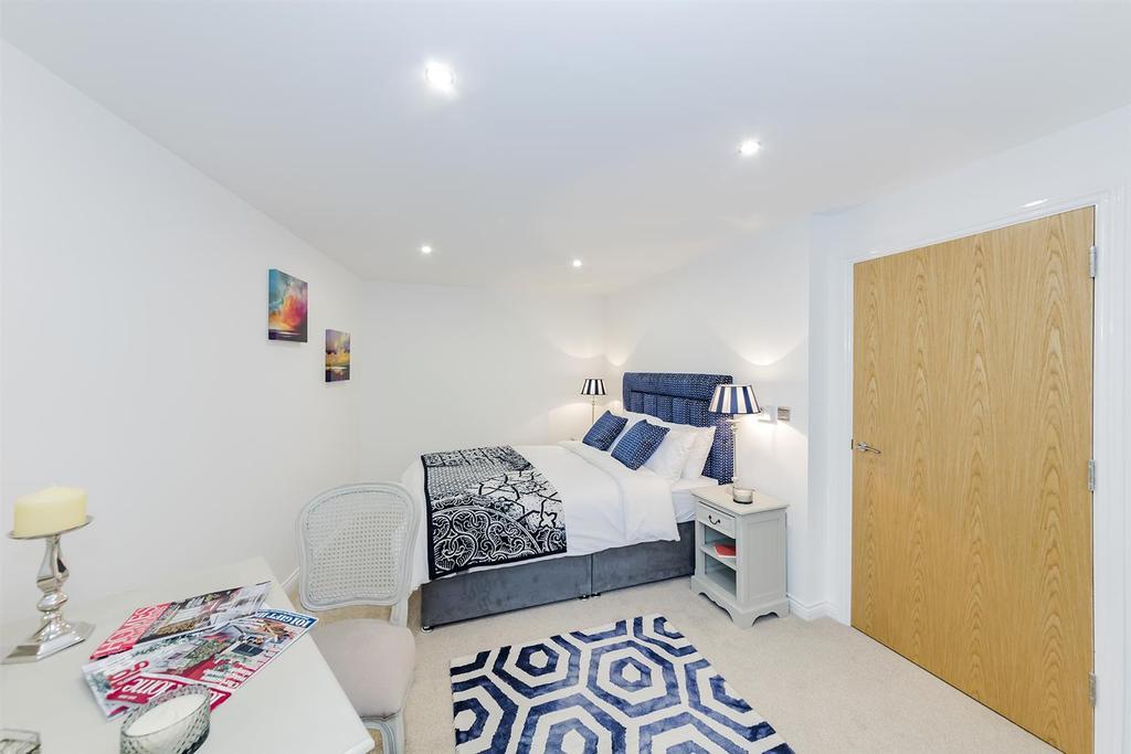 Student Apartment Room Cgi